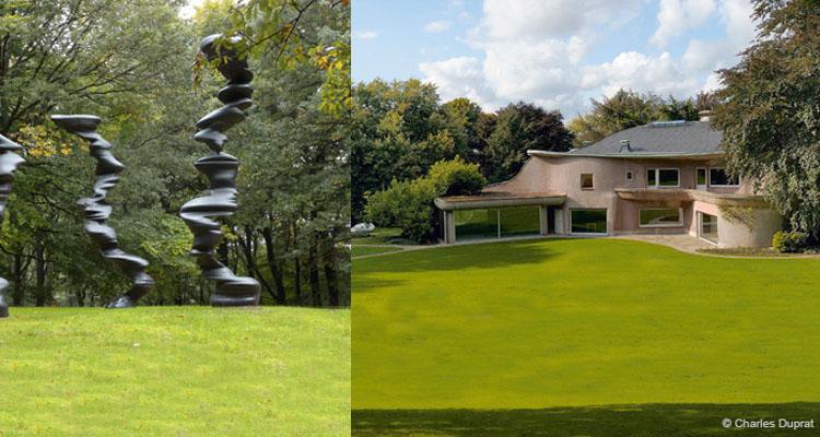 Skulpturenpark Parkvilla