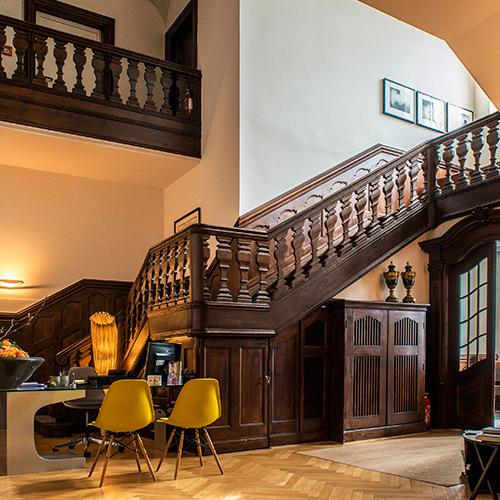 hotel wuppertal vier sterne superior park villa