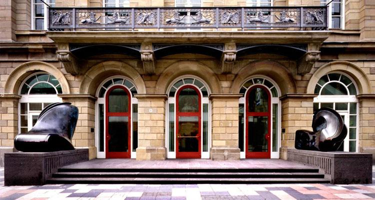 Von Der Heydt Museum