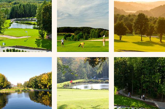 Golfclubs ein Vergleich
