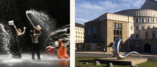 Tanztehater Pina Bausch und Wuppertaler Opernhaus