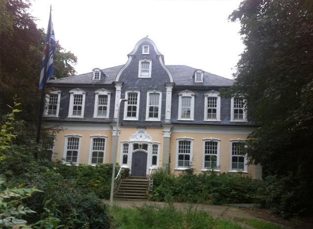 Ein neues wilzbach hotel in wuppertal park villa wuppertal for Hotel wuppertal