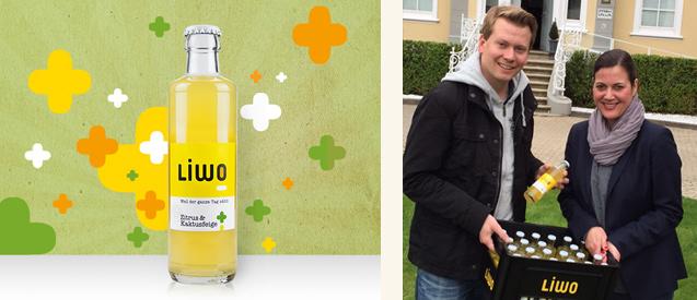 Liwo Limonade aus Wuppertal