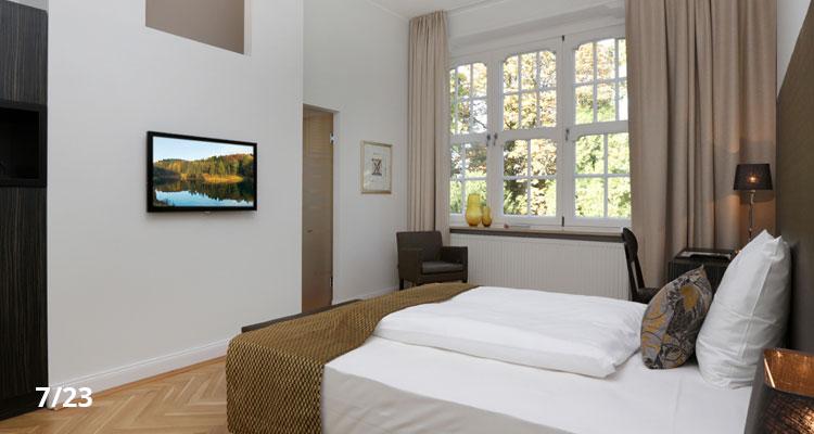 Hotel zimmer in wuppertal reservieren park villa for Wuppertal design hotel